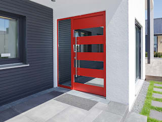 Lopez-Fotodesign Modern windows & doors