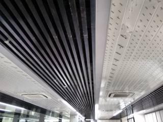 Rohan Builders Pune Modern office buildings by Touch International (Mumbai & Pune) Modern