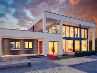 Casas de estilo  por Lopez-Fotodesign
