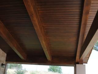 CUTECMA Estructuras de madera Koloniale hotels
