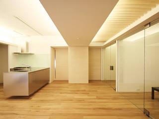 阿倍野の家: 一級建築士事務所 無双建築研究所が手掛けたです。