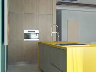 Cucina in stile  di BIARTI - создаем минималистский дизайн интерьеров
