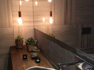 SHOW ROOM: Baños de estilo  de VISANZ GROUP