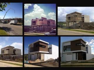 منازل تنفيذ MORO TALLER DE ARQUITECTURA