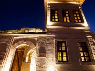 Kayakapi Premium Caves - Cappadocia Rustic style houses