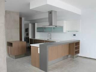مطبخ تنفيذ MORO TALLER DE ARQUITECTURA