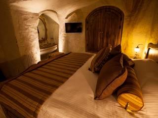 Chambre rustique par Kayakapi Premium Caves - Cappadocia Rustique
