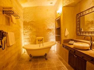 Bathroom by Kayakapi Premium Caves - Cappadocia, Rustic