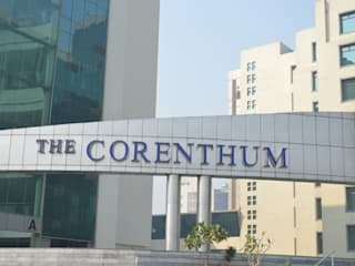 Mahagun Realtors Modern office buildings by Touch International (Mumbai & Pune) Modern