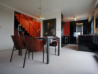 Exemples de realisations: Salon de style  par Monts-et-merveilles