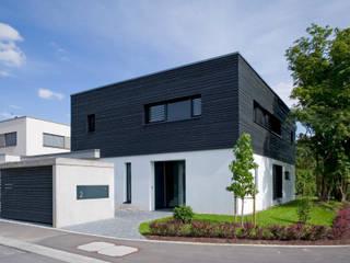 Einfamilienwohnhaus Moderne Häuser von Hofmann Keicher Ring Architekten Modern