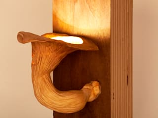 Eryngii Lampje:   door MOoink