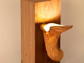 Eryngii Lampje: modern  door MOoink, Modern