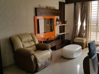 living room Modern living room by Alaya D'decor Modern Plywood