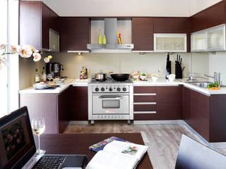 Cocina semi industrial Patagon Chef W30 estilo moderno:  de estilo  por Patagon Chef