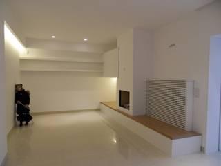 Mini Attico marino Soggiorno moderno di Euga Design Studio Moderno