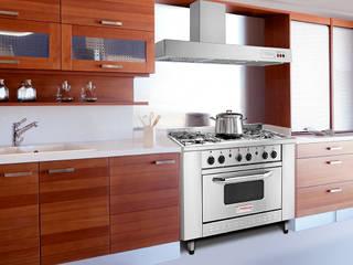 Cocina semi industrial moderna Patagon Chef W45:  de estilo  por Patagon Chef