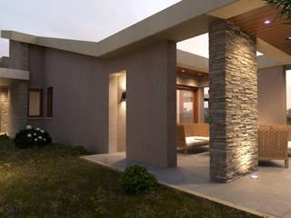 Ristrutturazione Villa Riano:  in stile  di 3dlabor