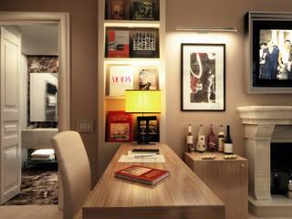 """The First"" Luxury Art Hotel, Roma di 3dlabor"