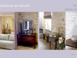 Metamorphose au Moulin par Dominique Dorseuil Design