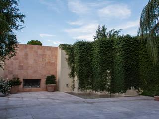 Jardins ecléticos por CH Proyectos Eclético