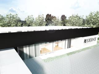 Edifício Residence por Rúben Ferreira   Arquitecto Moderno