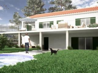 Casa PS   Modelação e Renderização 3D por Rúben Ferreira   Arquitecto