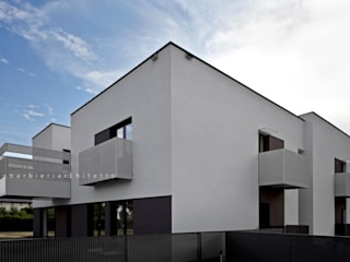 "Quadrifamiliare ""passiva"" [179] di barbieri | architects"