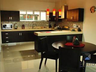 Cozinhas modernas por PORTO Arquitectura + Diseño de Interiores Moderno