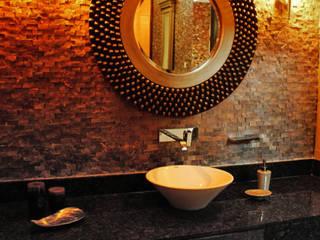 """proyecto residencial """"Montebello"""" Baños modernos de PORTO Arquitectura + Diseño de Interiores Moderno"""