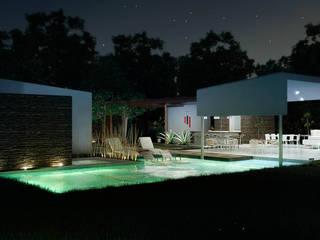 Lápiz De Sueños Modern Pool