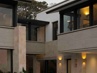 Casa Ixtapan de la Sal Casas rústicas de Boué Arquitectos Rústico