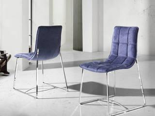 Cadeiras Chairs www.intense-mobiliario.com Aramis http://intense-mobiliario.com/product.php?id_product=370:   por Intense mobiliário e interiores;
