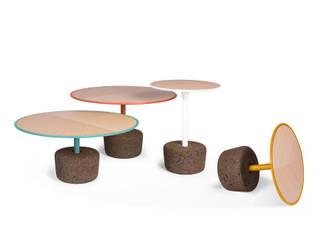 FLORA (mesas de apoio):   por DAM