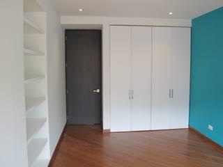 APTO MEJIA - MORA Habitaciones para niños de estilo moderno de unouno estudio Moderno