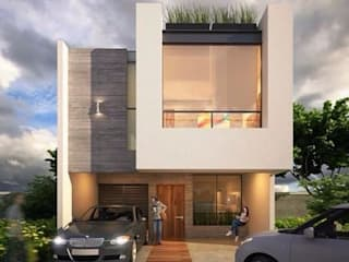 Modern home by ESPACEA Modern