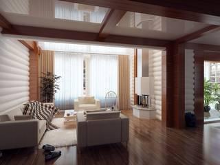 by Design studio of Stanislav Orekhov. ARCHITECTURE / INTERIOR DESIGN / VISUALIZATION. Classic