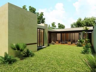 TOAR Ingenieria Y Diseño: Casas de estilo  por TOAR INGENIERIA Y DISEÑO