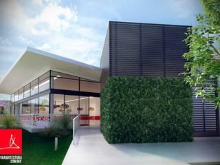 ¿Quienes Somos? Jardines modernos de Soy Arquitectura Moderno
