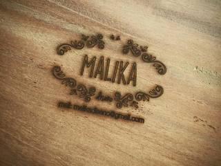 Malika Diseno:  de estilo  por Malika Diseno