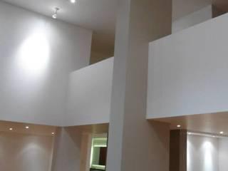 Torcuato Tasso#411-PH, Polanco Salones modernos de PI Arquitectos Moderno