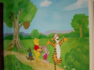 Winnie the pooh:  in stile  di artivisibili