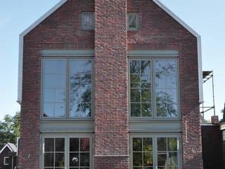 Pakhuiswoning Langedijk Industriële huizen van Nico Dekker Ontwerp & Bouwkunde Industrieel