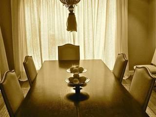 Casa en San Isidro Estudio AJEDREZ Livings modernos: Ideas, imágenes y decoración