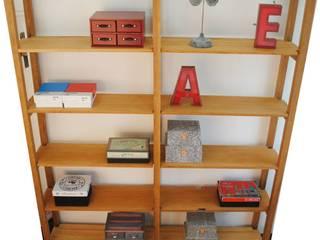 Bibliotecas:  de estilo  por ORGANIZZA