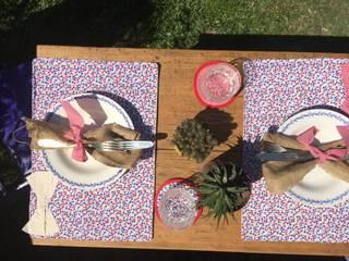 Ideas para armar la mesa:  de estilo  por Handmade