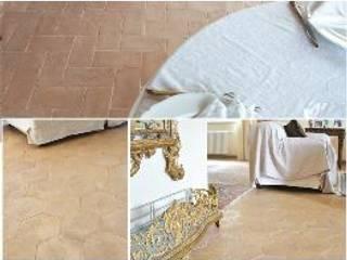 Mediterranean style hotels by Terrecotte Europe Mediterranean