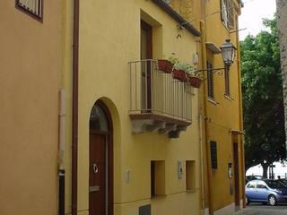 Giuseppe Rappa & Angelo M. Castiglione บ้านและที่อยู่อาศัย หินควอตซ์ Yellow