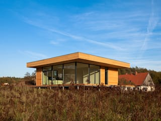 Houses by Peter Ruge Architekten,
