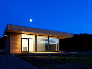House W by Peter Ruge Architekten Сучасний